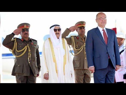 أمير الكويت في زيارة -تاريخية- إلى العراق  - نشر قبل 17 دقيقة