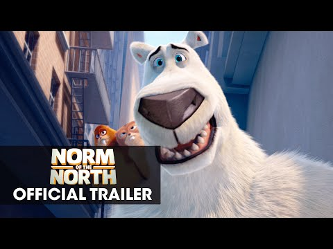 "Norm Of The North (2016) Official Trailer – ""XL Adventure"""