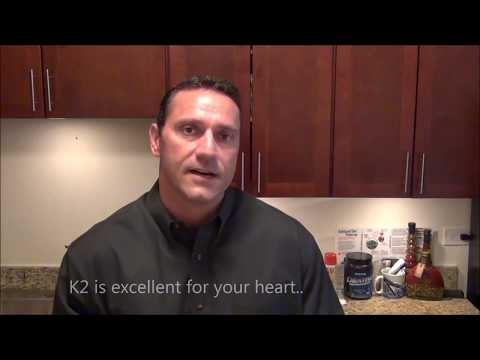 Benefits of Vitamin K2
