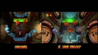 Cortex Power Transformation | Crash Bandicoot N. Sane Trilogy