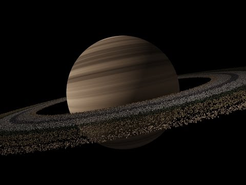 Let's create a planet with a ring system using TrapcodeTAO