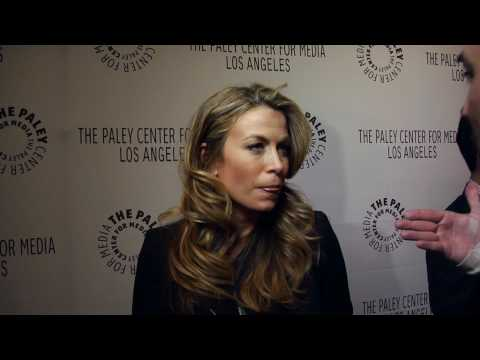 Sonya Walger interview for Flash Forward at Paleyfest TV Fes