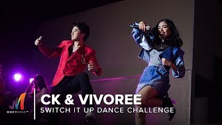 Switch It Up Dance Challenge by CK & Vivoree