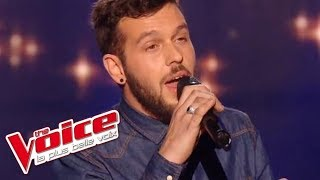 Michel Delpech - Chez Laurette | Claudio Capéo | The Voice France 2016 | Blind Audition