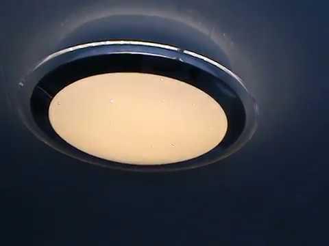 Обзор ванной освещение и  сантехника .