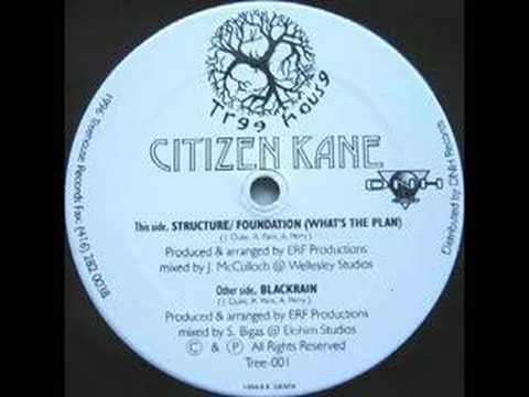 Citizen Kane - Structure Foundation / Blackrain