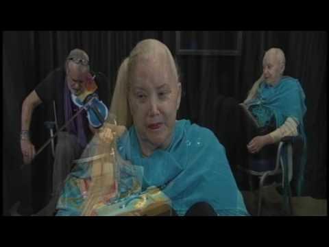 Tony Selvage on Sally Kirkland & Friends 8.5.15