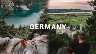 MOST BEAUTIFUL PLACES IN GERMANY 🇩🇪 ∙ Europe Roadtrip ∙ #Vlog 117