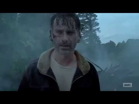 The Walking Dead: Season 7 Ep. 1 - Rick Finds The Axe
