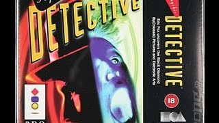 Psychic Detective on the 3DO (Mini-review and Impressions)