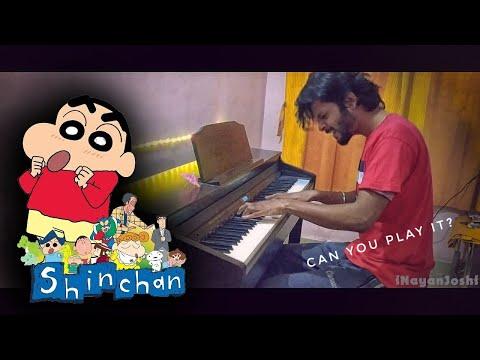 Shinchan - EPIC PIANO COVER