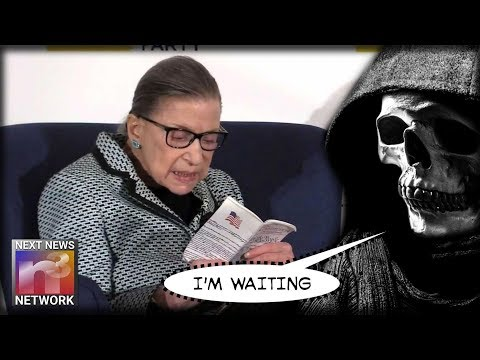 Ginsburg Suffers CRITICAL Memory Failure On Stage Then An Audience Member Has To Jump In To Save Her
