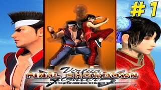 Virtua Fighter 5: Final Showdown Returns! Part 1 - YoVideogames