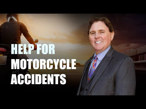 Motorcycle Accident Lawyer Bernard Walsh Bradenton Florida