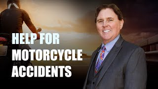 Motorcycle Accident Lawyer Bernard Walsh Bradenton Florida