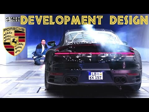 2020 Porsche 911 (992) Carrera S and 4S | How it's made Documentary | Development Design #SPORTCars