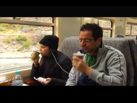 Expedition - Adventure trip. Train to Machu Picchu