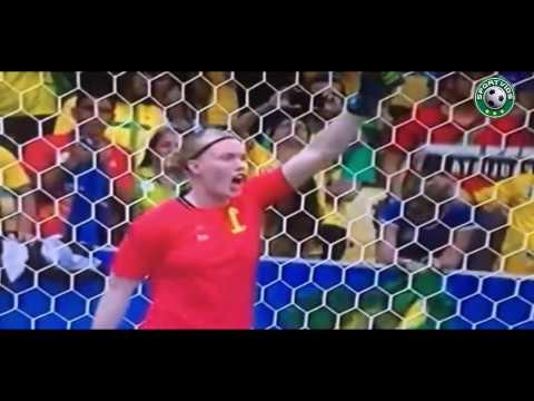 Penalty Shoot-Out football match  2016[Brazil/Sweden]