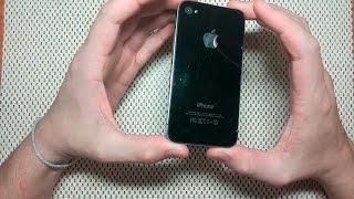 iPhone 4 замена слухового динамика