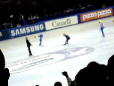 ISU Mens 5000m Relay Final A PNE 2008 Part 2
