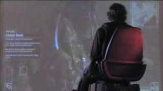 Warhawk Game Chair - Gyroxus Full Motion Video Game Chair