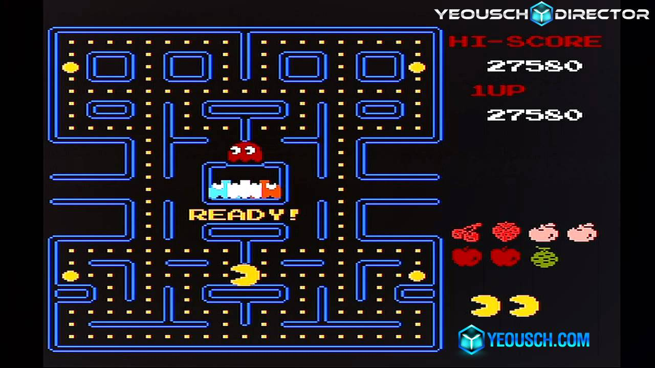 pacman old
