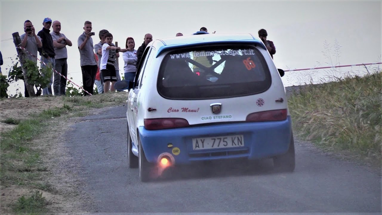 Fiat Seicento Kit Rally On The Limit Action Hd Youtube