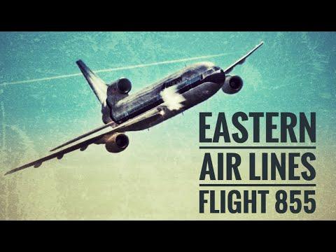 """FSX - """"Triple Trouble"""" (Eastern Air Lines Flight 855)"""