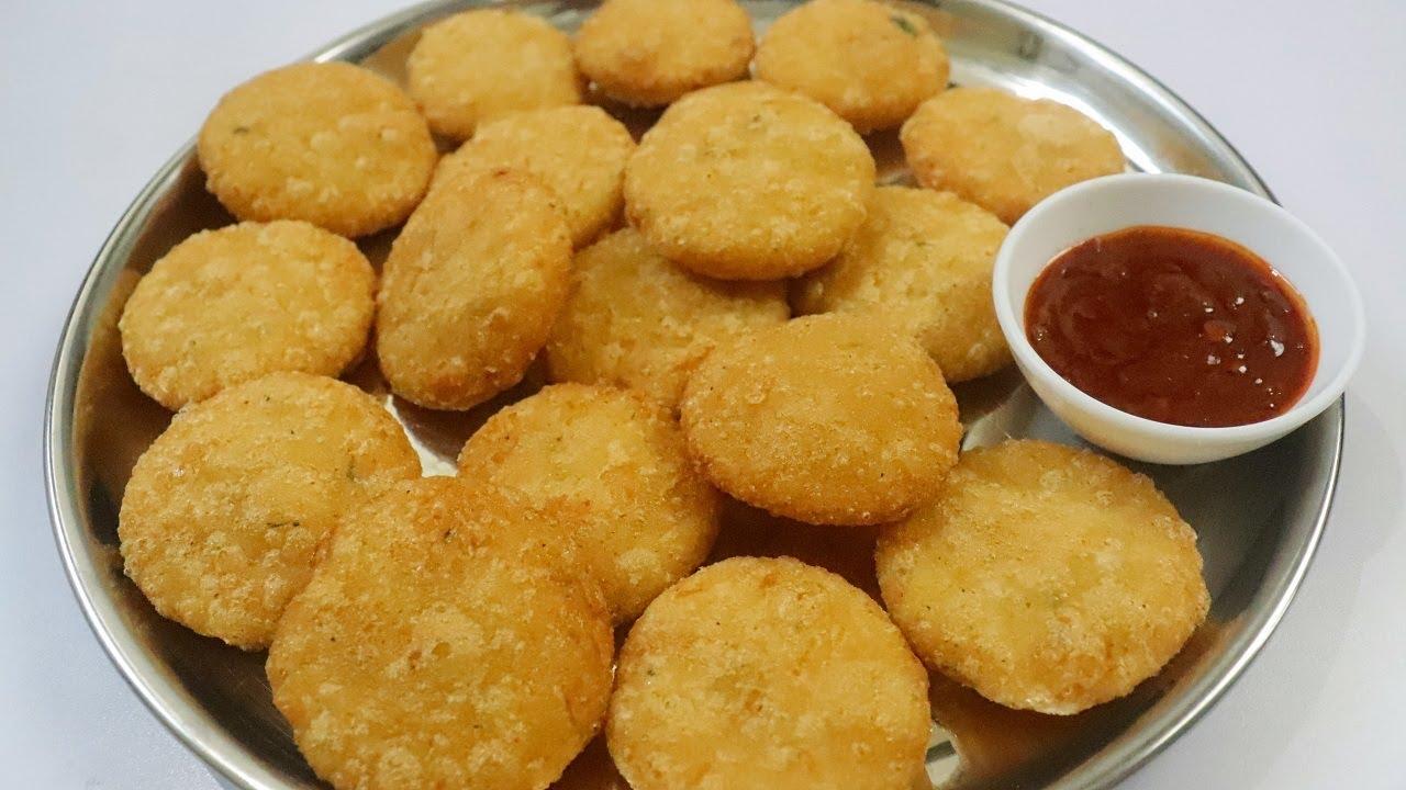 कच्चे चावल और आलू से बना यह कुरकुरा नाश्ता एक बार बनाएंगे तो इस बारिश में रोज बनाकर खाएंगे Nashta