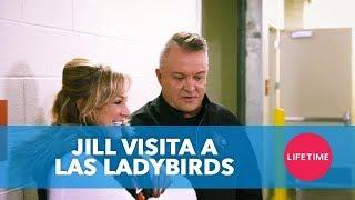 SO SHARP: Jill visita a las Ladybirds - (Temp 1, Ep 2) | Lifetime Latinoamérica