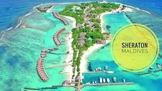 Sheraton Maldives - обзор и особенности отеля - (Шератон, Мальдивы)