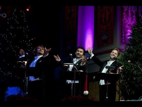 Three Polish Tenors Christmas Concert Chicago