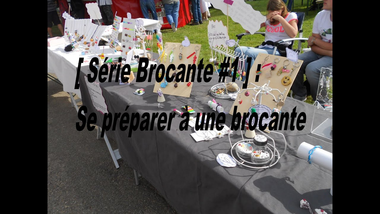 serie brocante 1 35 astuces pour pr parer sa brocante youtube. Black Bedroom Furniture Sets. Home Design Ideas