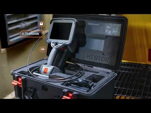 GE Inspection Technologies Mentor Visual iQ VideoProbe   Instrumart