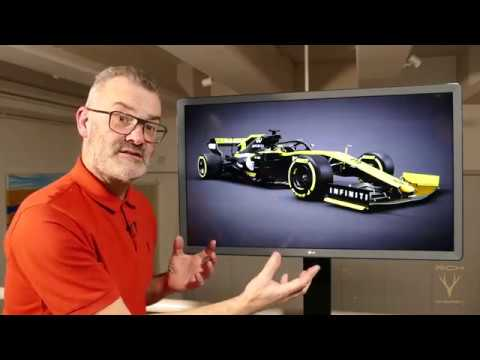 2019 F1 Renault analysed by Scarbs