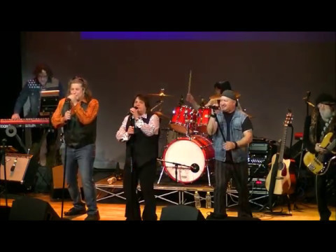 ONE The Three Dog Night Experience Live at The Suffolk Theater 5/13/2017