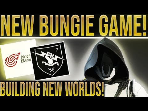NEW BUNGIE GAME CONFIRMED! (Bungie CEO Clarifies New Bungie Partnership & More!)