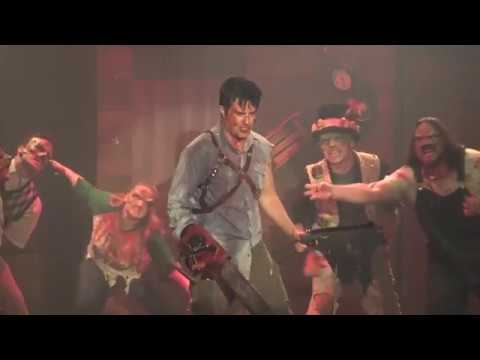 Evil Dead the Musical It's Time 2017