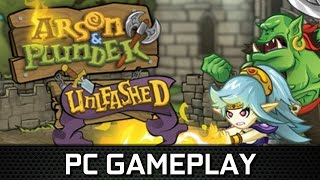 Arson and Plunder: Unleashed | PC Gameplay (Steam)