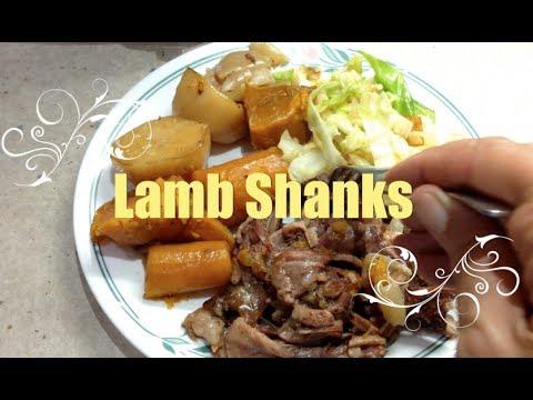 Slow Cooker Lamb Shanks Cheekyricho Tutorial