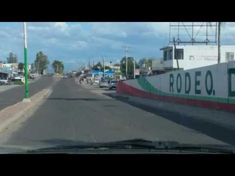 Bonitos paisajes por Durango, rumbo a Rodeo y Nazas