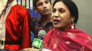 Chrisms Preparation churches Sukkurs  report Malik Imran shahid PTV News Sukkur
