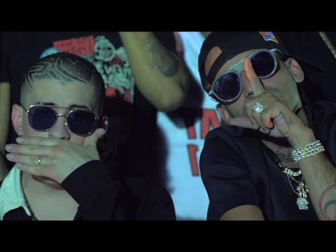 Arcangel - Me Acostumbre Ft. Bad Bunny [Official Video]