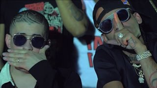 arcangel   me acostumbre ft  bad bunny  official video