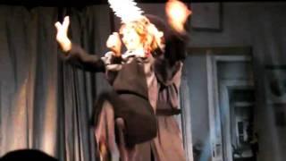 """19.12.2009 Фрагмент спектакля""""Шестеро любимых"""""""
