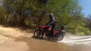 The Baviaanskloof Bike Trip