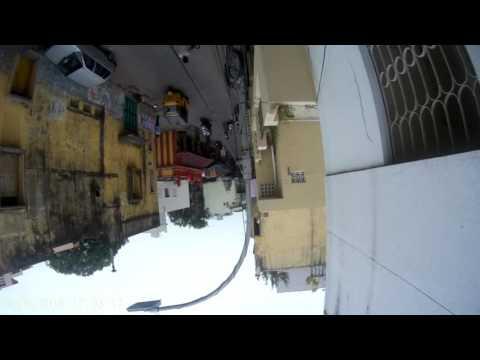 Unseen Sj5000 Camera Panning  Time Lapse Video chennai saidapet india