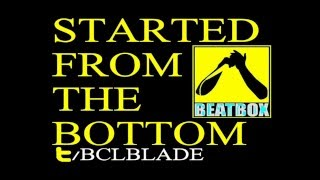Drake - Started from the bottom [BeatBoX instrumental] + HQ mp3 Download Link
