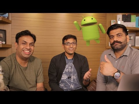POLL - Stock Android Vs Custom UI - What's Your Choice? (Ft GeekyRanjit & Technical Guruji)