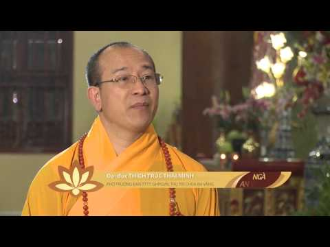Chuông Trống Bát Nhã Đêm Giao Thừa Chùa Ba Vàng - AVG